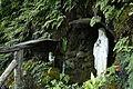 Sorgente del Cesare, particolare Madonna di Lourdes.JPG