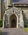 South porch, Church of St Peter and St Paul, East Harling.jpg