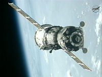 Soyuz TMA-05M spacecraft approaches the International Space Station.jpg
