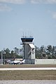 Space Coast Regional Airport Control Tower TICO 13March2010 (14597571274).jpg