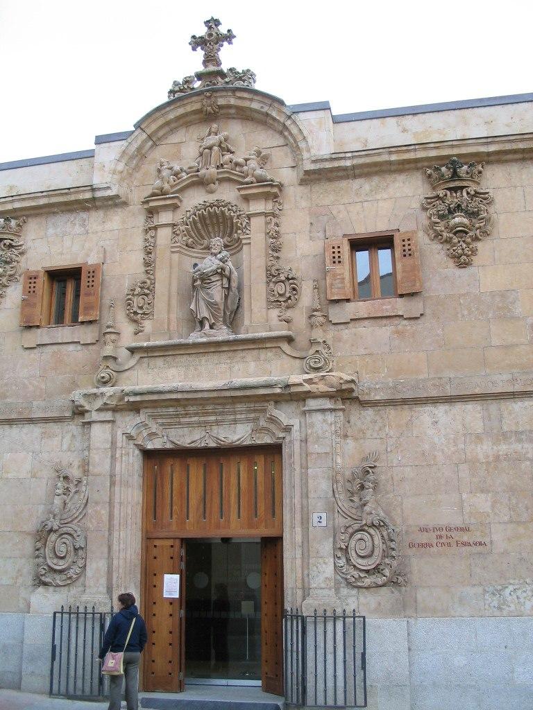 Spanish civil war archive