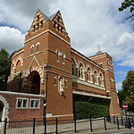Speech Room, Harrow School.JPG