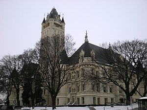 Spokane County, Washington - Image: Spokane County Courthouse