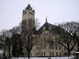 Spokane County, Washington - Image: Spokane County Courthouse