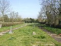 Spratton cemetery - geograph.org.uk - 389165.jpg