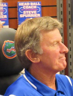 Steve Spurrier American football player and coach