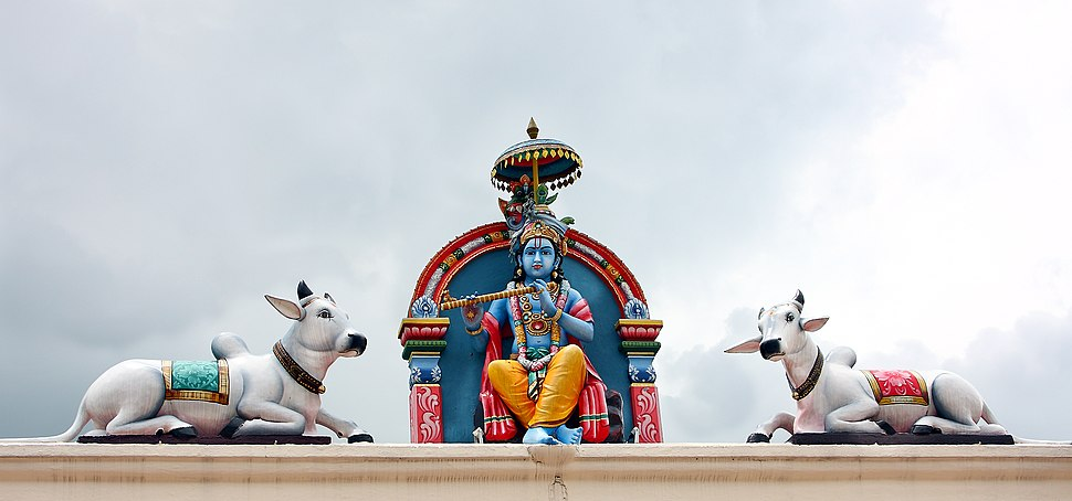 Sri Mariamman Temple Singapore amk