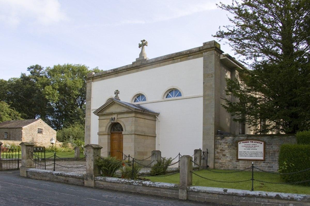 St.Thomas the Apostle RC Church, Claughton (geograph 2557562).jpg