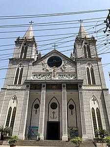 St. Francis of Assisi Cathedral,Yichang.jpg