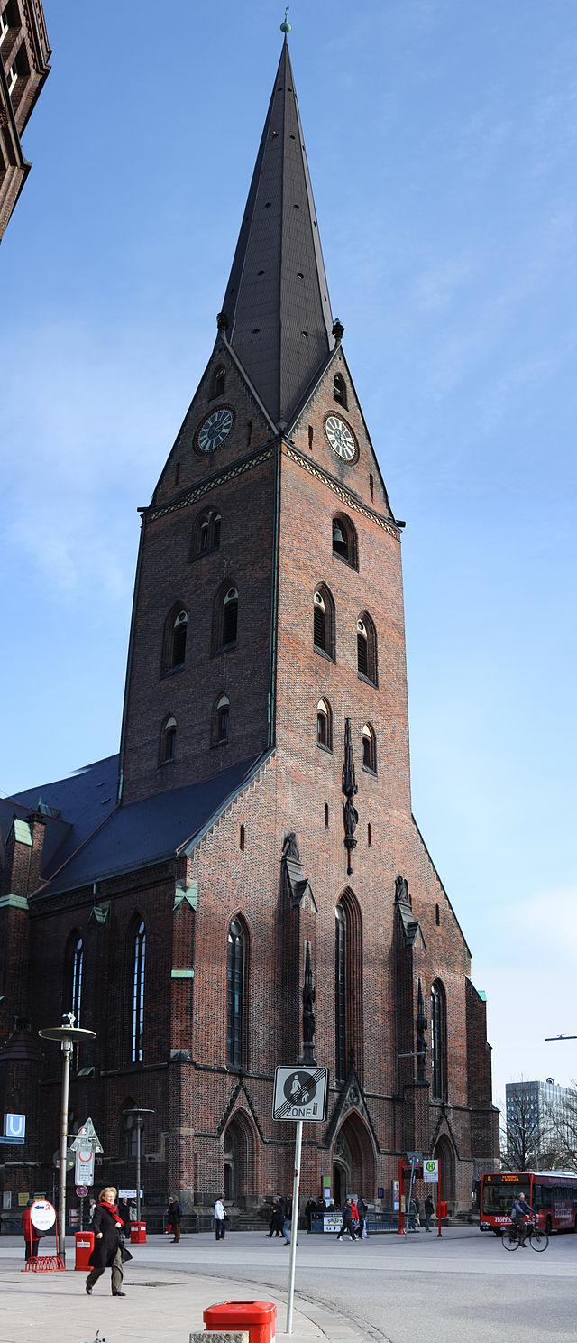 Hauptkirche Sankt Petri