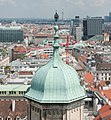 St. Stephen's Cathedral Tower roof - Vienna.jpg
