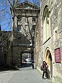 St Bartholomew-the-Less and Henry VIII Gate, City of London, England.jpg