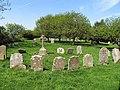 St Botolph's Church, Barford, Norfolk - Churchyard - geograph.org.uk - 807473.jpg