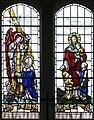 St George, Woodford Avenue, Barkingside, Essex - Window - geograph.org.uk - 1723589.jpg