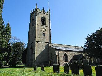 Mayfield, Staffordshire - St John the Baptist's Church