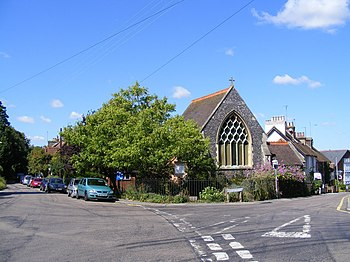 St Martha's Methodist Church, Tring T...