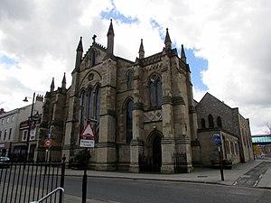 St Mary's Church, Sunderland - Image: St Mary's Church, Sunderland