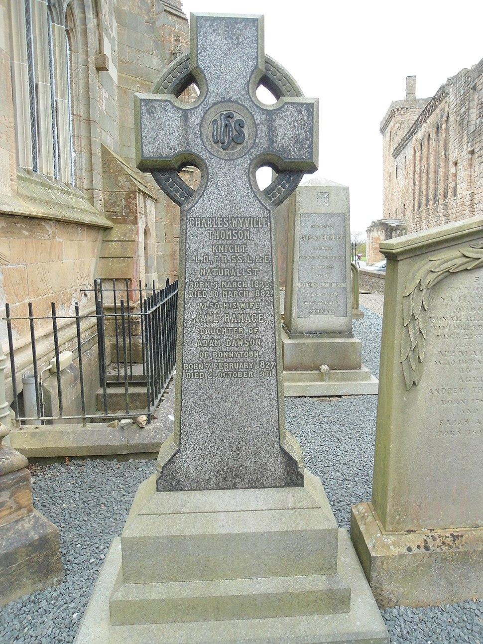 St Michael's Kirkyard (1)