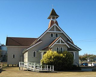 St Michael and All Angels Church, Kingaroy