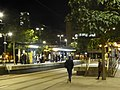 St Peter's Square Metrolink station, Manchester, September 2017.jpg