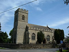 St Swithun's Church, Swanbourne - geograph.org.uk - 821413.jpg