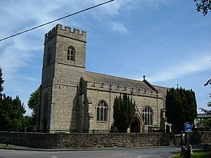 Swanbourne - Image: St Swithun's Church, Swanbourne geograph.org.uk 821413