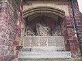 St Wendelin Pietà Andenken Opfer erster Weltkrieg.JPG