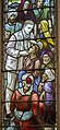 Stained glass window, St Mary's church, Westham (15792308867).jpg