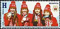 Stamp of Belarus - 2018 - Colnect 793025 - Belarusian Medalists at the 2018 Winter Olympic Games.jpeg