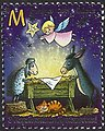 Stamp of Belarus - 2019 - Colnect 909028 - Merry Christmas.jpeg
