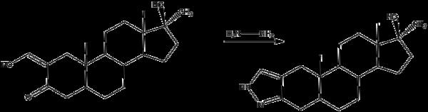 oxymetholone metabolites