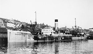 Ellerman Lines - Image: State Lib Qld 1 125023 City of Naples (ship)