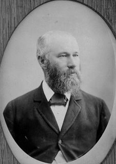 James Francis Garrick Australian politician