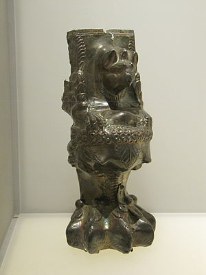 Pharnavazid dynasty - Image: State Museum of History of Georgia (Tbilisi Archaeological Museum) 4