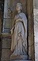 Statue de sainte Isabelle (reine de France), à Saint-Germain-lAuxerrois.jpg
