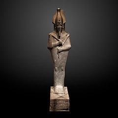 Statue of Osiris-2000.973