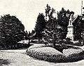 Statue of Pedro de Valdivia, Cerro santa Lucia.jpg