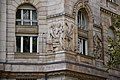 Statues and bas-reliefs of the Headquarters of the Hungarian National Bank (05).jpg