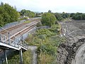 Staveley Bypass viewed from Hartington Road Bridge - geograph.org.uk - 572721.jpg