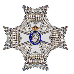 1917 New Year Honours - Insignia of a Knight / Dames Commander of the Royal Victorian Order