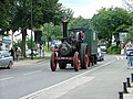 Steam traction engine in Wendover - geograph.org.uk - 508460.jpg