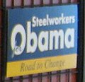 Steelworkers for Obama, Road to Change (2964166045).jpg