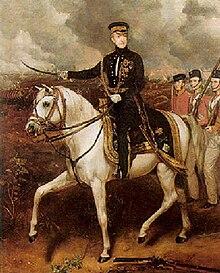 Стивен-пирс-портрет-генерал-лейтенанта сэра джона-хантера-литтлера-gcbjpg