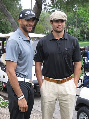 Stephen Bishop (actor) - Image: Stephen Bishop & Scott Elrod