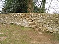Stile over Wall surrounding Knole Park - geograph.org.uk - 1193234.jpg