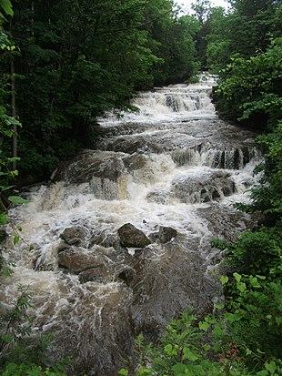 Stockbridge Falls, June 2011