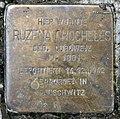Stolperstein Deidesheimer Str 12 (Wilmd) Ruzena Chocheles.jpg