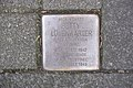 Stolperstein Duisburg 500 Altstadt Mainstraße 15 1 Stolpersteine.jpg