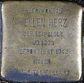 Stolperstein Köln, Ellen Herz (Alteburger Straße 334).jpg