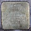 Stolperstein Wichmannstr 10 (Tierg) Alfred Elias.jpg